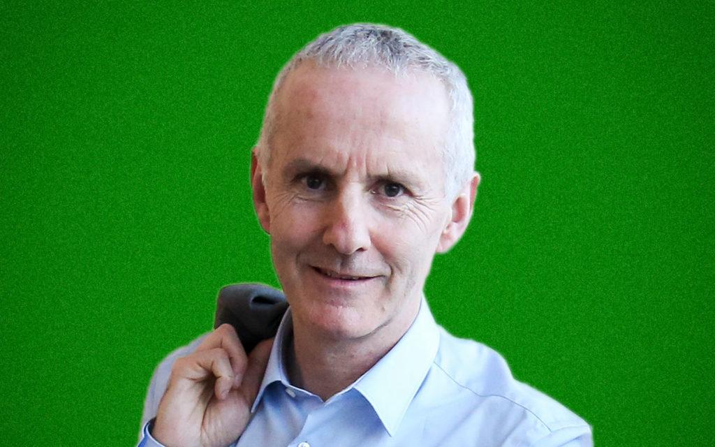 Ciarán Cuffe MEP