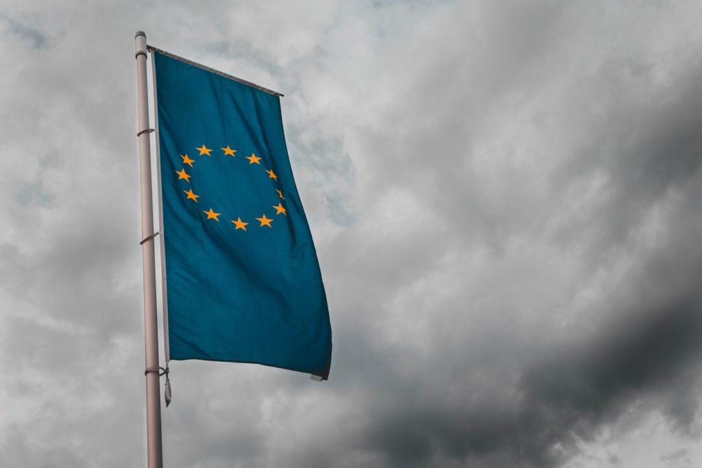 European flag - CC0 Sara Kurfess