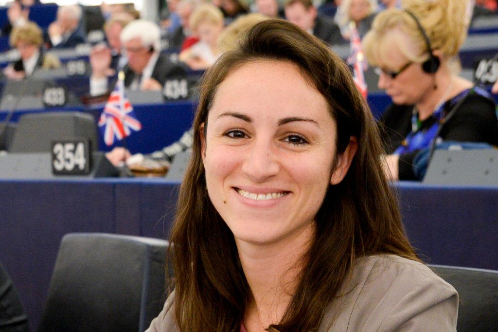 Eleonora Evi / © European Union 2019 - Source : EP
