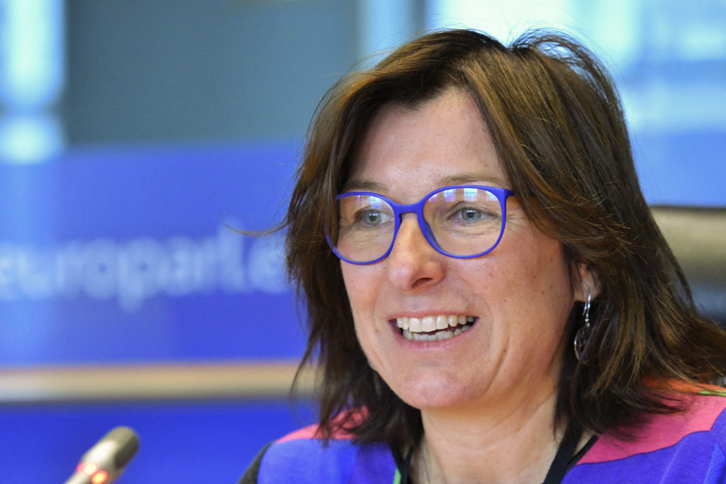 Tilly Metz MEP/ © European Union 2019 - Source : EP