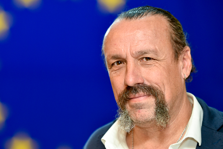 MEP Benoît Biteau / © European Union 2019 - Source : EP