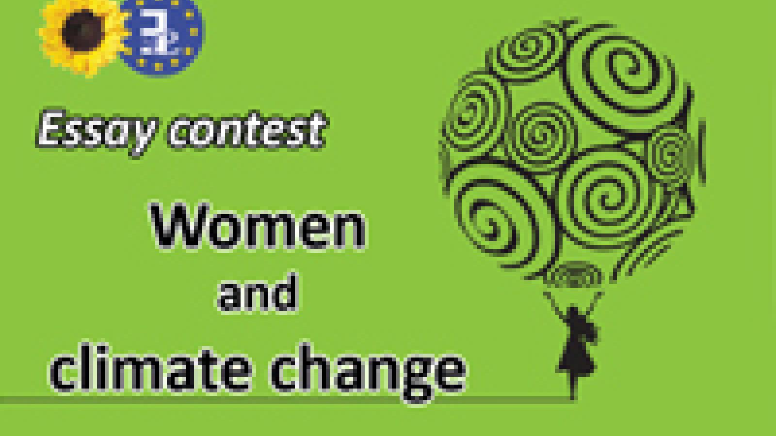 essay contest women and climate change greens efa